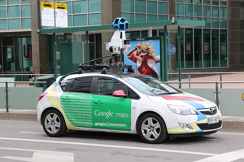 Somebody's Watching You: the Surveillance of Self-Driving Cars